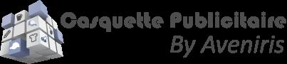 Casquette Publicitaire sur mesure Logo