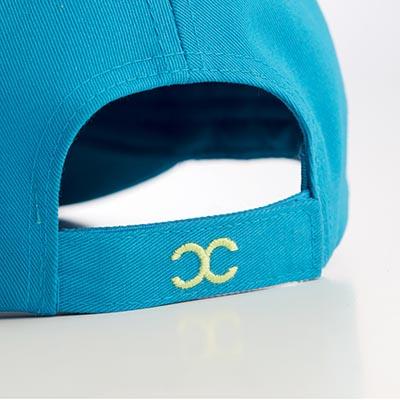 casquette Coton Premium sergé attache